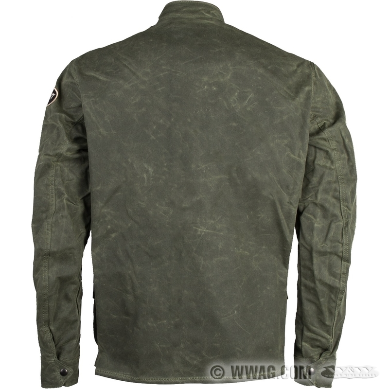 af3d94789 W&W Cycles - Apparel and Helmets > Vanson Stormer Jacket