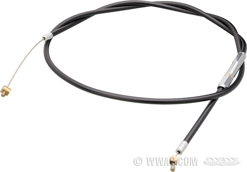 W&W Cycles - Carburetor and Injection > Throttle Cables for