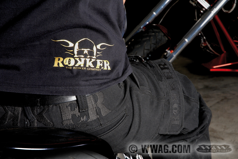 W Amp W Cycles Apparel And Helmets Gt Rokker Black Jack Cargo