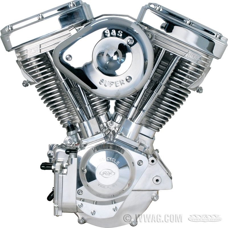 W&W Cycles - Engine > S&S V96-Series Evo Style Engines