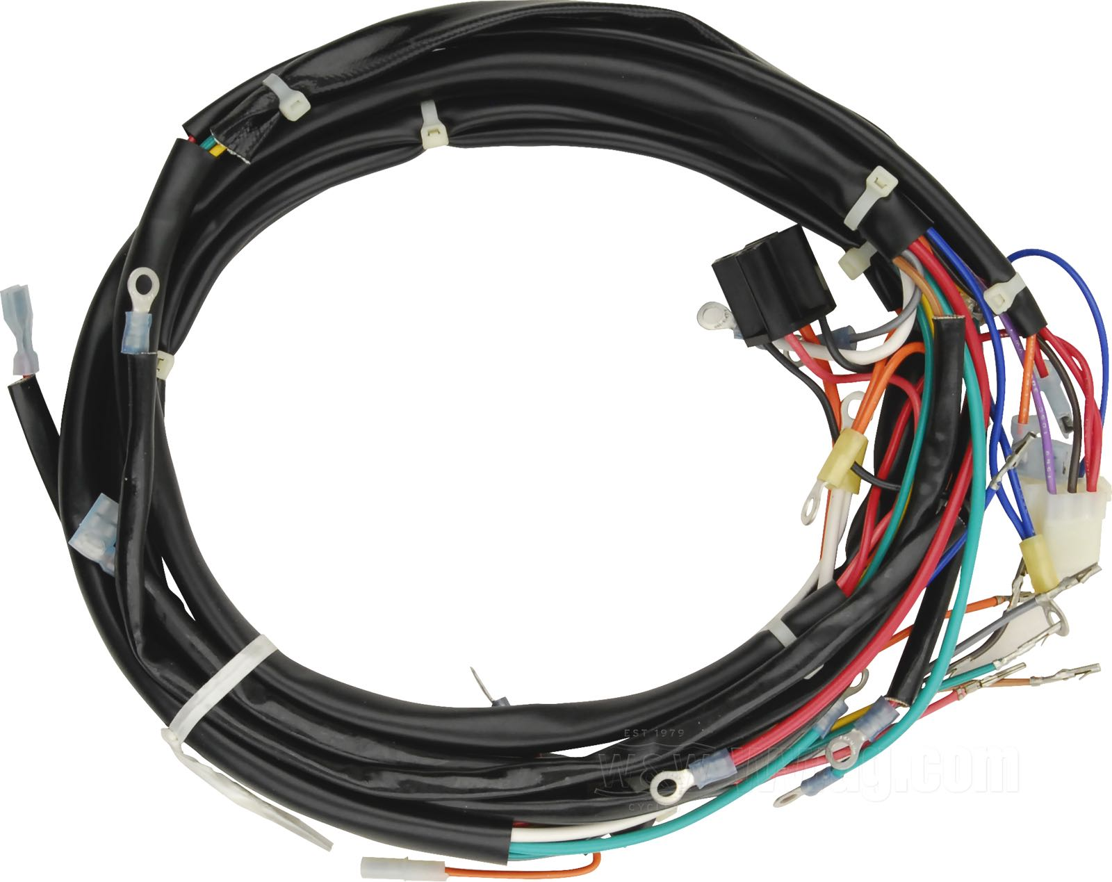 W&W Cycles - Main Wiring Harness Kits - for FXR Models | 1990 Fxr Wiring Harness |  | W&W Cycles